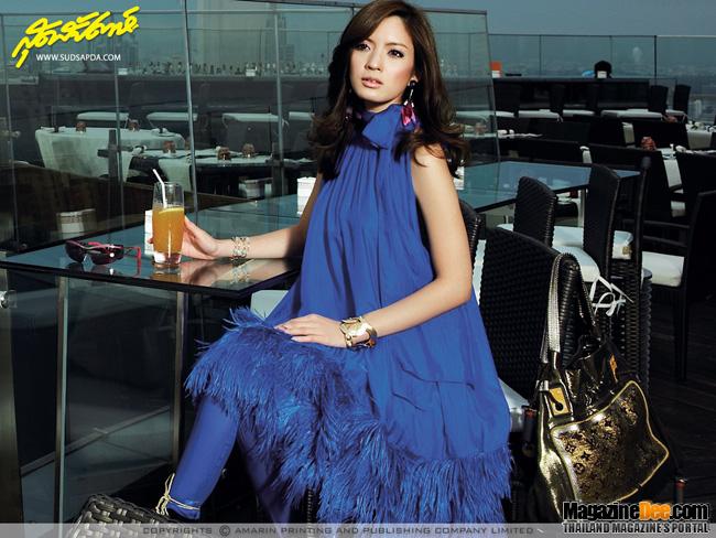 Аф / Aff Taksaorn - Актрисы Таиланда - Фотоальбомы